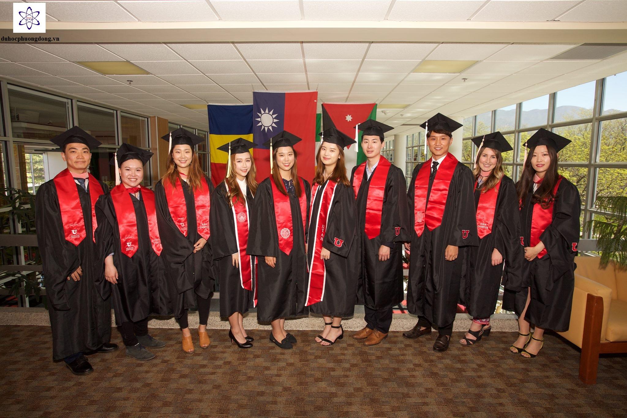 Thông báo tuyển sinh tại Trường The University of Utah Asia Campus Hàn Quốc